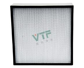 西安镀锌框纸隔板高效过滤器