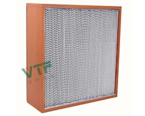 沈阳木框纸隔板高效过滤器
