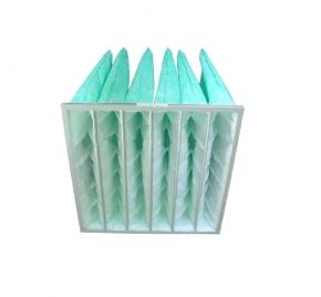 玻纤中效袋式过滤器