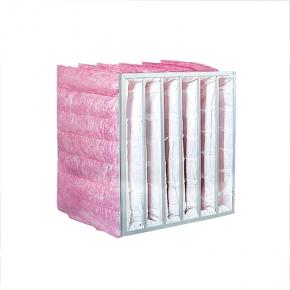 F7玻璃纤维中效过滤袋